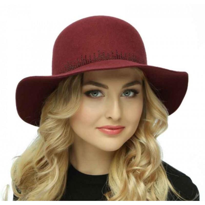 Шляпа жен. в ассортименте (-16066) в