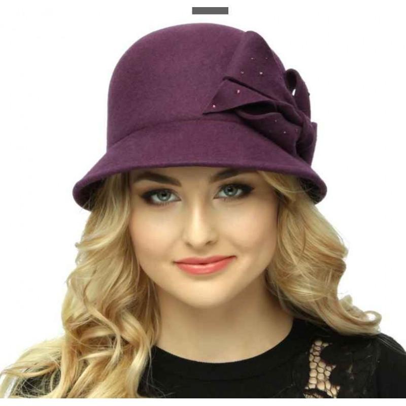 Шляпа жен. в ассортименте (-22507) в