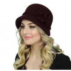 Шляпа жен. в ассортименте (-24890)